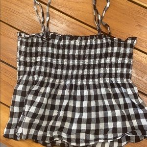 Forever 21 babydoll top